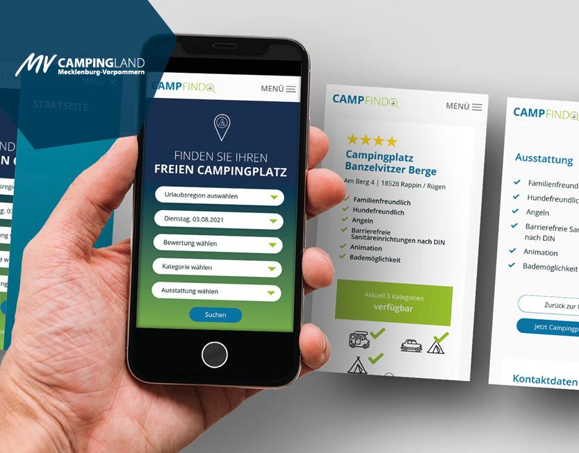 Campfindo App