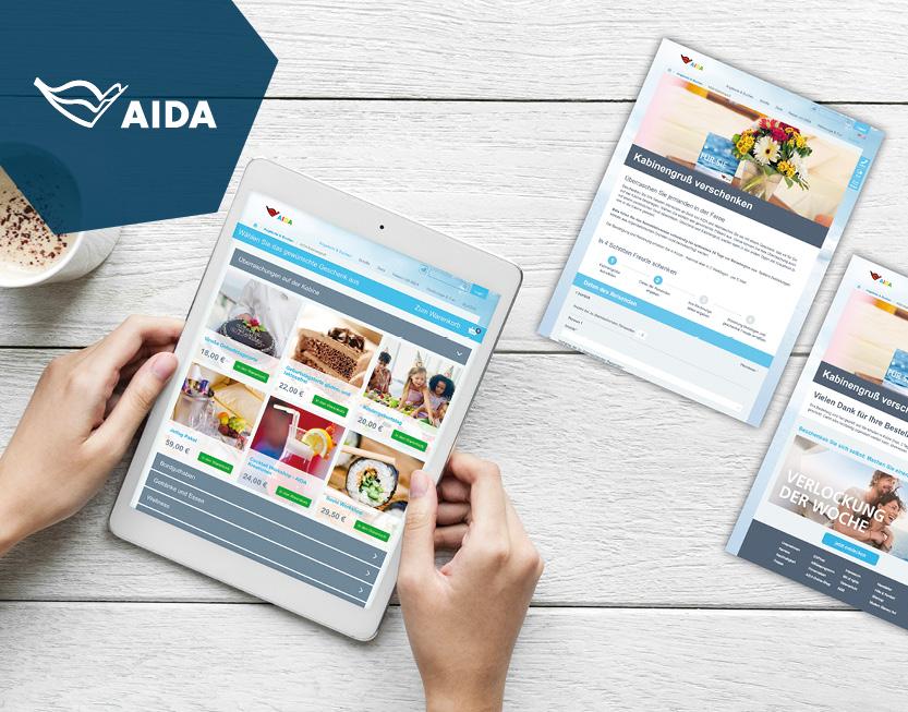 eCommerce Shoppingmodule, Design & Layoutkonzeption