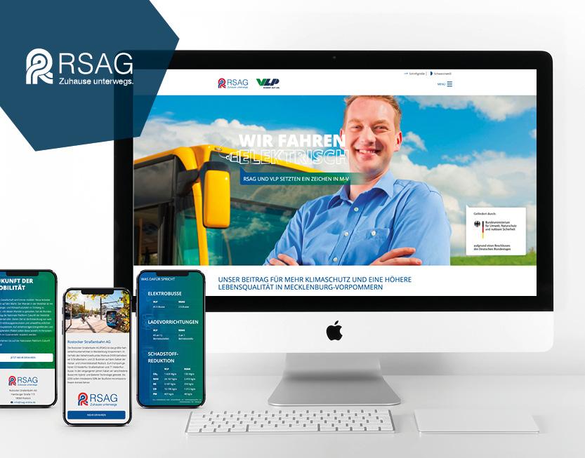 Entwicklung Website