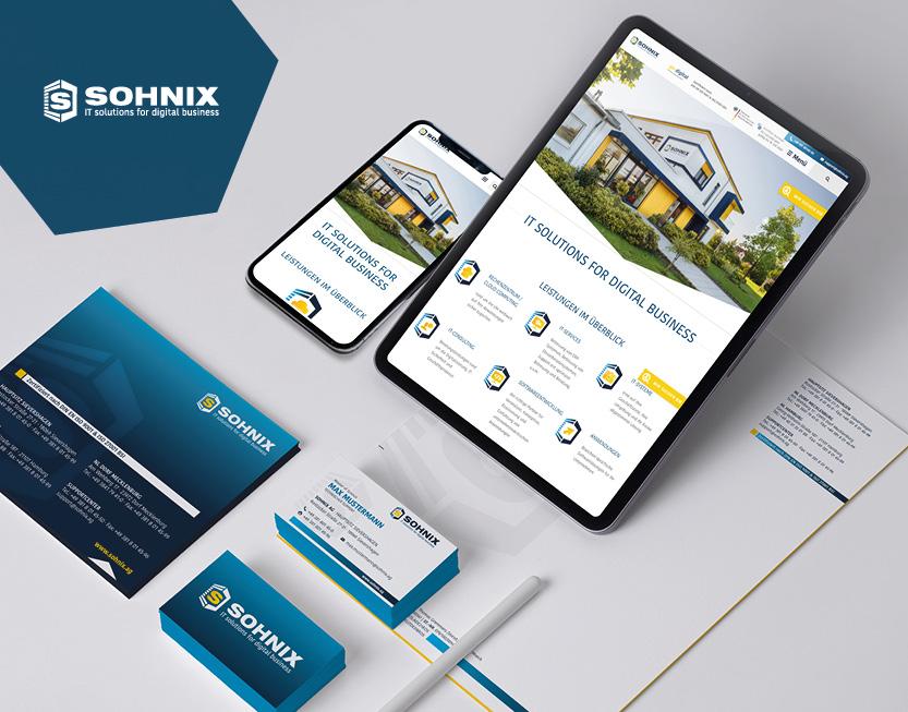 Logo, Corporate Design, Website & Co.
