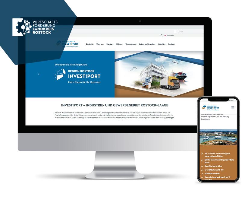 TYPO3 Website