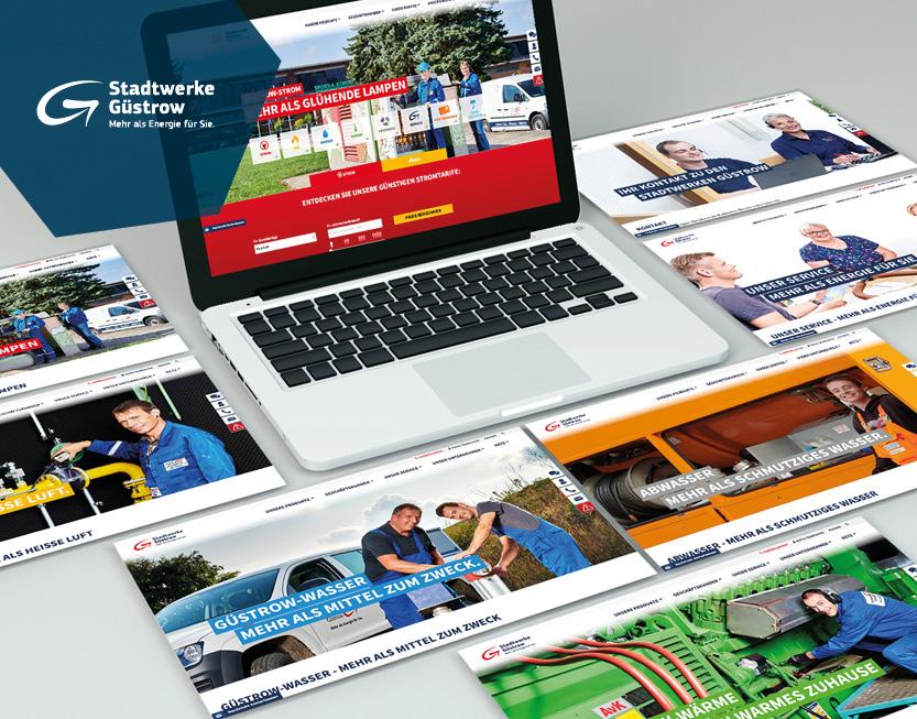 TYPO3 Website, App & Logorelaunch