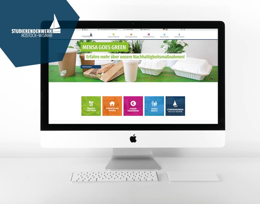 Website, Intranet & Corporate Design