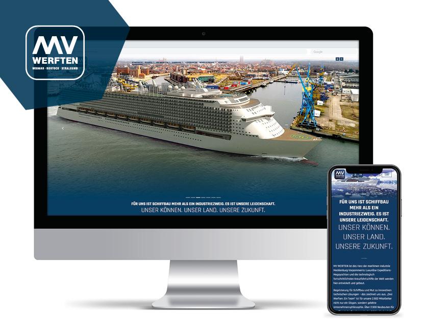 Website, Recruting & HR Portal & App