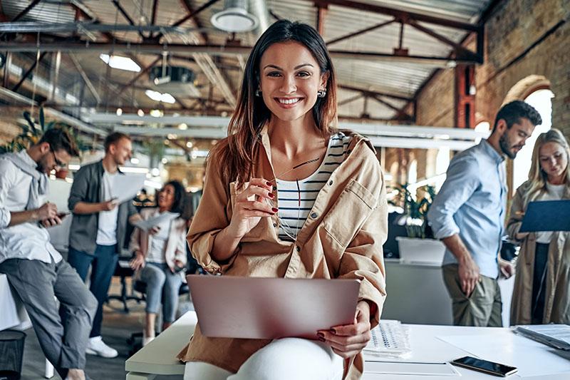 Webdesign - Optimalere Kommunikation mit Kunden & Lieferanten