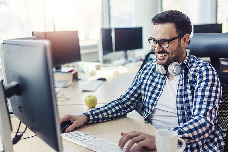Webdesign - Mitarbeiter:innen finden